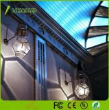 E12 E14 4W Ce RoHS vela de la luz de las lámparas de incandescencia LED
