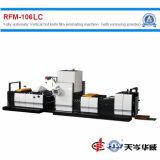 Cuchillo caliente Vertical completamente automática máquina laminadora película[RFM-106CL]