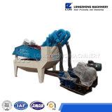 L'exploitation minière de sable de haute qualité avec hydrocyclone des organes de battage