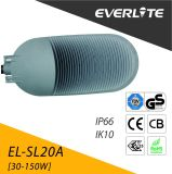 Im Freien LED Garten-Lampen-Aluminiumgehäuse wasserdichtes IP65 30W 50W 100W des Leistungs-Großhandelspreis-