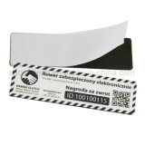 Kundenspezifischer Anti-Metall-RFID NFC Aufkleber mit dem 3m Kleber