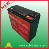 6-Dzm-20 acidificado ao chumbo, baterias do carbono da ligação para a bicicleta elétrica 12V20ah