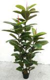 Piante artificiali di buona qualità del pavone 1069-69-3b