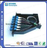 MPO/MTP de Optische Cassette van de vezel voor de Transmissie van Gegevens