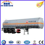 3 essieux du Carburant Diesel Essence pétrolier Petrolum 42000L 45000L Pétrolier remorques