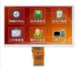 "5.7 "" LCD 디스플레이 TFT, 320X240 연속되는 Spi 의 선택적인 접촉"