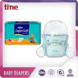 Tipo descartável tecido respirável do bebê de Clothlike com tipo do cliente