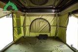 차 RV 로드 트립을%s 자동 장전식 최상 단단한 쉘 지붕 상단 천막