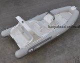 Hypalon Costeira 6.2m Liya barcos infláveis de Casco rígido para venda
