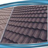 Tipo clásico azulejo de material para techos revestido del hierro de la piedra