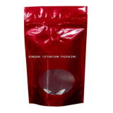 弁が付いているアルミホイルのコーヒー豆のパッキング袋