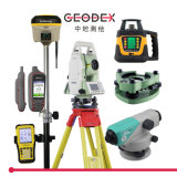 地形及び構築のための地理的な調査器械