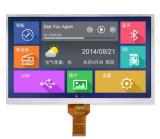 """10.1 """" LCD 디스플레이 TFT 모듈, 1280*800 연속되는 Spi 의 선택적인 접촉"""