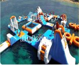Надувной водный парк / надувной водных игрушек / летние детские игрушки