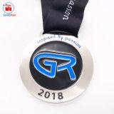 Het nieuwe Embleem van de Laser van de Zilveren medaille van de Douane 2018 Glanzende