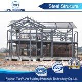 Тип здание виллы h стальной стальной структуры света