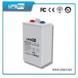 Color blanco Opzv batería 2V 3000ah más de 1.500 ciclos en el Departamento de Defensa el 80%