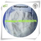 Antiulcerative 액티브한 안전한 신진대사 스테로이드 약제 Misoprostol CAS 59122-46-2