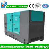 Номинальная мощность 250 квт Ccec Silent дизельного двигателя Cummins генератор с САР