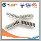 Высококачественными твердосплавными вставками Indexable ЧПУ (CNMG120404)
