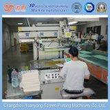 Mini fabricante liso da máquina de impressão da tela de seda