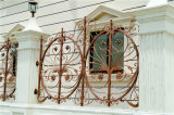 Décoration élégante européenne de sécurité de clôtures de jardin résidentiel 52