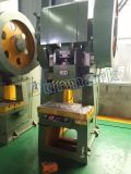 Pressa meccanica meccanica del foro della lamiera sottile di J21-100ton, macchina per forare del metallo dell'acciaio inossidabile