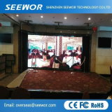 Favorable Price를 가진 높은 Refresh Rate P4mm HD Indoor Full Color LED Video Wall