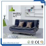 調節可能な床を折る長い持続期間の時間ラウンジのソファーベッド