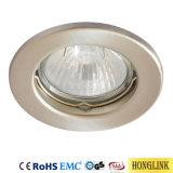 MR16/GU10 het LEIDENE van het halogeen Lichte Inrichting In een nis gezette Licht van het Plafond
