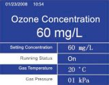 Gerador de ozônio médico para utilização móvel e visitas de paciente (ZAMT-80UM)