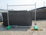 플라스틱 발 (XMR13)를 가진 직류 전기를 통한 임시 휴대용 담 위원회