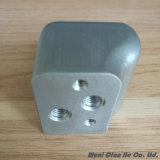 Tubulure chaude de vente de marque neuve en aluminium