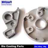 De aluminio a presión las piezas del aluminio de la pieza del bastidor de la pieza de la fundición