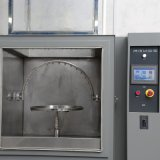 La strumentazione di laboratorio Ipx3456 impermeabilizza l'alloggiamento della prova di spruzzo della pioggia