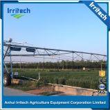 Roda Diesel Irrigator linear da alimentação dois da vala de Enigine do estilo do vale