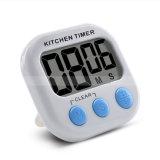 Großhandelsqualitäts-Küche-Timer mit Count-down-Funktion LCD-elektronischem Timer