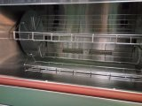 Gaststätte-Edelstahl-GasRotisserie für Huhn-Gitter-Ofen Hgj-188