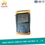 Analisador de espectro portátil para profissionais de energia elétrica