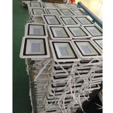Reflector al aire libre recargable de la luz de inundación del sensor solar 50W LED de PIR PF>0.9