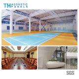 Панель волокна полиэфира Eco содружественная декоративная акустическая для стадиона/конференц-зала