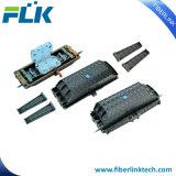 Tipo horizontal óptico de Fosc del recinto del empalme de fibra de FTTX FTTH