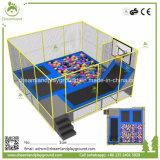 Sosta relativa alla ginnastica di vendita calda del trampolino della strumentazione