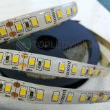 Luz de tira brilhante elevada do diodo emissor de luz SMD2835 de 120LEDs/M com Ce do TUV