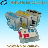 Cartucho de tinta recargable para el cartucho de impresión 800 de Designjet 500
