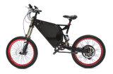オプション72V 3000W Enduroの自転車のための3カラー