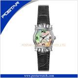 la montre étonnante de sport de modèle de qualité d'a+ pour les hommes imperméabilisent Psd-2294