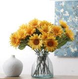 Une fleur artificielle décoratifs Tournesol unique pour le commerce de gros