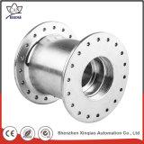 Moagem CNC Metal girar as peças da máquina de lavar de alumínio