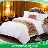 ホテルの供給の贅沢な綿の病院の印刷の寝具セット